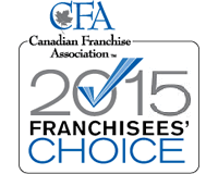 CFA™ 2015 Franchisees' Choice