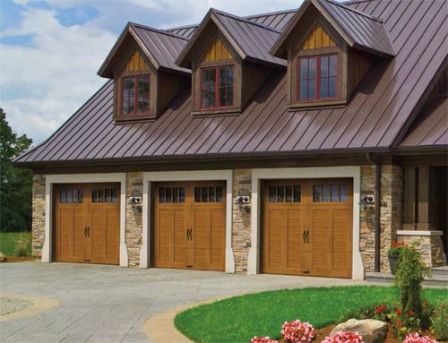 Clopay Canyon Ridge® Collection Ultra-Grain® Series